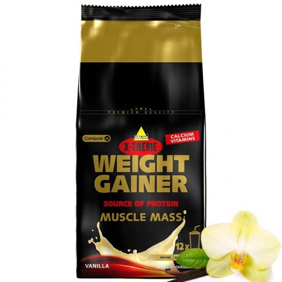 X-Trême Weight Gainer 1,2kg Vanille