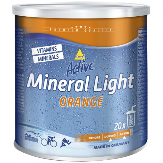 Active minéral light 330g Orange Inkospor