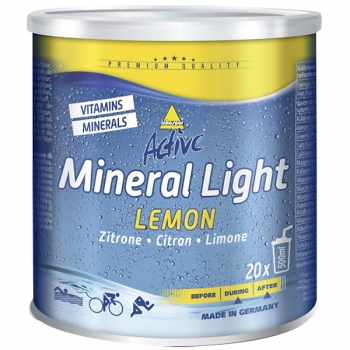 Active minéral light 330g Citron Inkospor