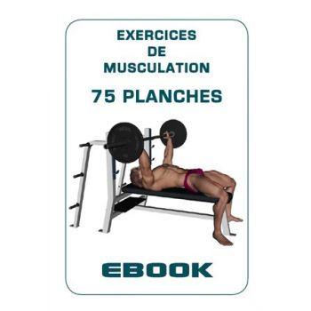 Ebook Exercices de musculation