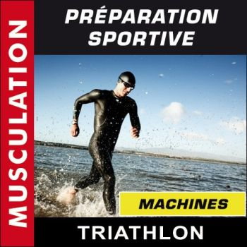 Préparation sportive - Triathlon - Machines