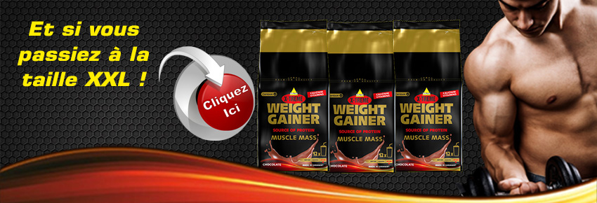 NEW PACK WEIGHT GAINER